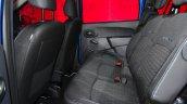 Dacia Lodgy Stepway rear seat at the 2014 Paris Motor Show