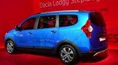 Dacia Lodgy Stepway rear three quarters at the 2014 Paris Motor Show