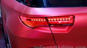 Daihatsu CUV-2 Concept at the 2014 Indonesia International Motor Show taillight