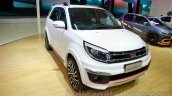 Daihatsu Terios Spirit front three quarters left at the 2014 Indonesia International Motor Show