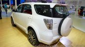 Daihatsu Terios Spirit rear three quarters left at the 2014 Indonesia International Motor Show
