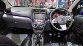 Daihatsu Xenia Indigo dashboard at the 2014 Indonesia International Motor Show