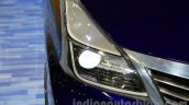 Daihatsu Xenia Indigo headlamp at the 2014 Indonesia International Motor Show