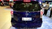 Daihatsu Xenia Indigo rear at the 2014 Indonesia International Motor Show
