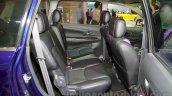 Daihatsu Xenia Indigo rear seat at the 2014 Indonesia International Motor Show