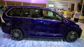 Daihatsu Xenia Indigo side view at the 2014 Indonesia International Motor Show