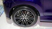 Daihatsu Xenia Indigo wheel at the 2014 Indonesia International Motor Show