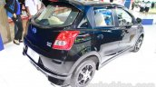 Datsun Go Panca Accessorized at the 2014 Indonesia International Motor Show rear quarter