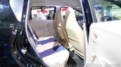 Datsun Go Panca Accessorized at the 2014 Indonesia International Motor Show rear seat