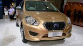 Datsun Go+ Panca at the 2014 Indonesia International Motor Show front three quarter
