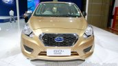 Datsun Go+ Panca at the 2014 Indonesia International Motor Show front