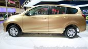 Datsun Go+ Panca at the 2014 Indonesia International Motor Show side