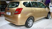 Datsun Go+ Panca at the 2014 Indonesia International Motor Show