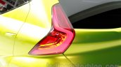 Datsun redi-GO at the 2014 Indonesia International Motor Show taillight