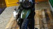 Ducati Scrambler mud-guard at INTERMOT 2014