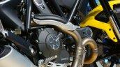 Ducati Scrambler tank at INTERMOT 2014