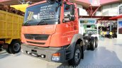 FUSO FJ 2528 front three quarters right at the Indonesia International Motor Show 2014