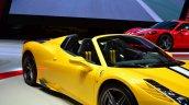 Ferrari 458 Speciale Aperta ORVM at the 2014 Paris Motor Show