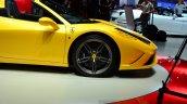 Ferrari 458 Speciale Aperta wheel at the 2014 Paris Motor Show