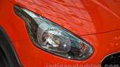 Fiat Avventura at Delhi headlight
