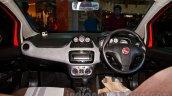 Fiat Avventura at Delhi interior