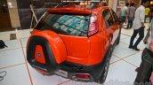 Fiat Avventura at Delhi rear fascia