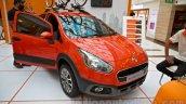Fiat Avventura at Delhi