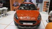 Fiat Avventura at Mumbai hood