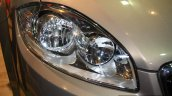 Fiat Linea facelift headlamp at the 2014 Nepal Auto Show