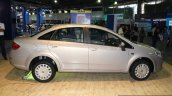 Fiat Linea facelift profile at the 2014 Nepal Auto Show
