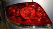 Fiat Linea facelift taillight at the 2014 Nepal Auto Show