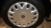 Fiat Linea facelift wheel at the 2014 Nepal Auto Show