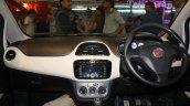Fiat Punto Evo interior at the 2014 Nepal Auto Show