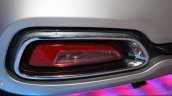 Fiat Punto Evo rear foglight at the 2014 Nepal Auto Show