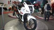 Hero Karizma ZMR front three quarter at the 2014 Nepal Auto Show