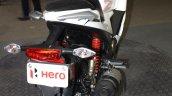 Hero Karizma ZMR rear at the 2014 Nepal Auto Show