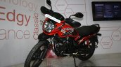 Hero Passion Pro TR at the 2014 Nepal Auto Show