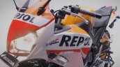 Honda CBR150R facelift close-up