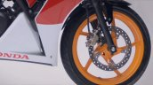 Honda CBR150R facelift front disc brake
