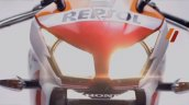 Honda CBR150R facelift headlamp
