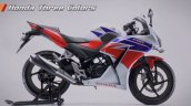 Honda CBR150R facelift red colour option