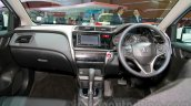 Honda City MUGEN dashboard at the 2014 Indonesia International Motor Show