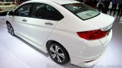 Honda City MUGEN rear three quarters at the 2014 Indonesia International Motor Show