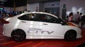Honda City Mugen profile at the Philippines Internatinal Motor Show 2014