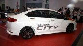 Honda City Mugen side at the Philippines Internatinal Motor Show 2014