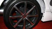 Honda City Mugen wheel at the Philippines Internatinal Motor Show 2014