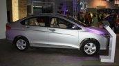 Honda City side at the 2014 Nepal Auto Show
