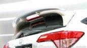 Honda HR-V Mugen Concept roof spoiler at the 2014 Indonesian International Motor Show