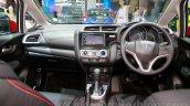 Honda Jazz Modulo dashboard at the Indonesia International Motor Show 2014