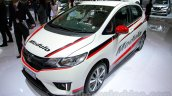 Honda Jazz Modulo front three quarters right at the Indonesia International Motor Show 2014